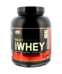 Optimum Nutrition, 100% сывороточный протеин, двойной шоколад, 2,27 кг
